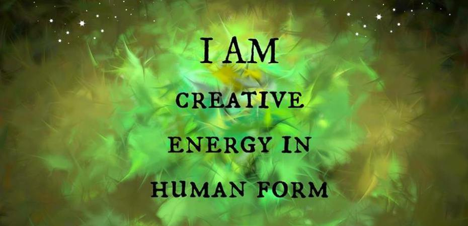 What is creative energy?
